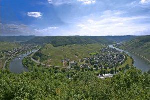 Panoramabild Ernst / Mosel
